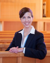 The Rev. Jennifer L. Brower, Minister for Pastoral Care