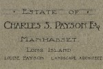 Veatch - Estate Name