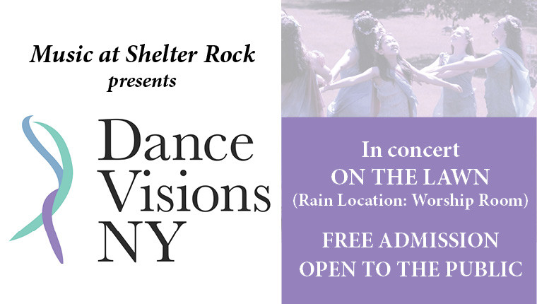 Music at Shelter Rock Dance Concert: Dance Visions NY