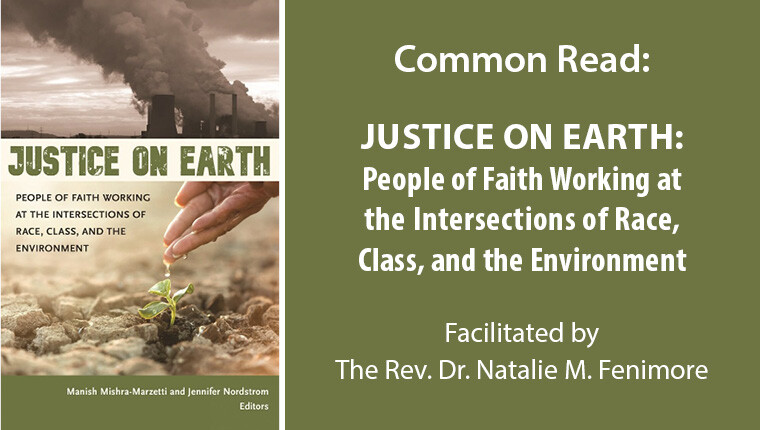 Common Read – Justice on Earth