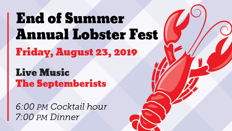 End of Summer Annual Lobster Fest
