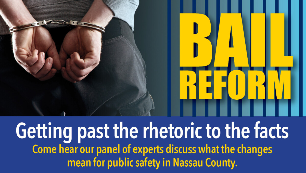on the record Community Forum - Bail Reform