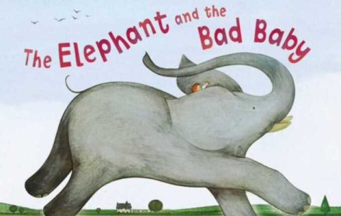 Virtual Bedtime Story: The Elephant and the Bad Baby